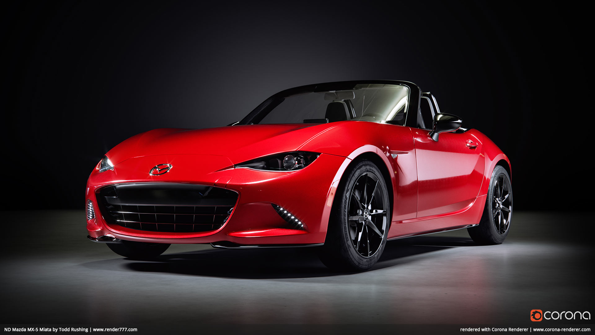 ND Mazda MX-5 Miata by Todd Rushing