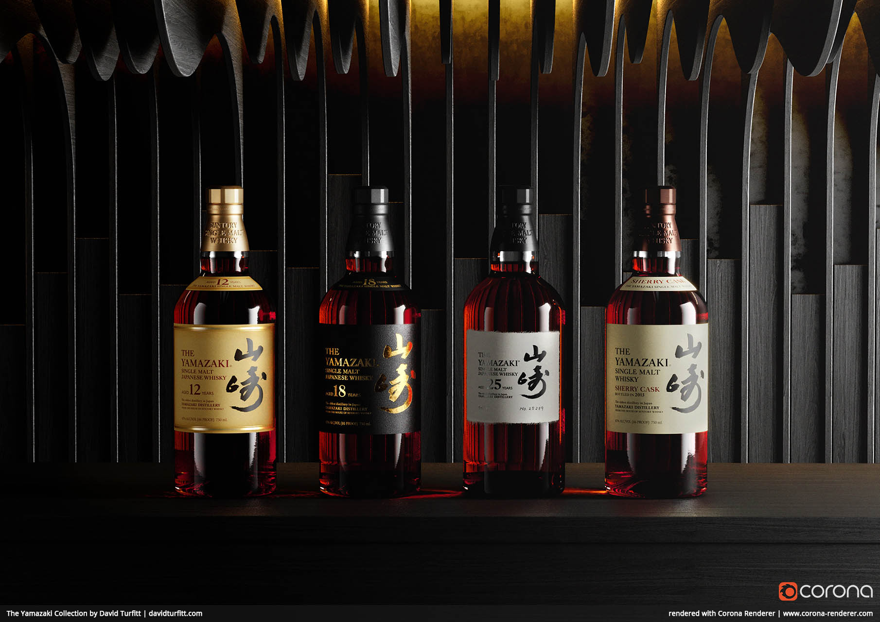 The Yamazaki Collection by David Turfitt
