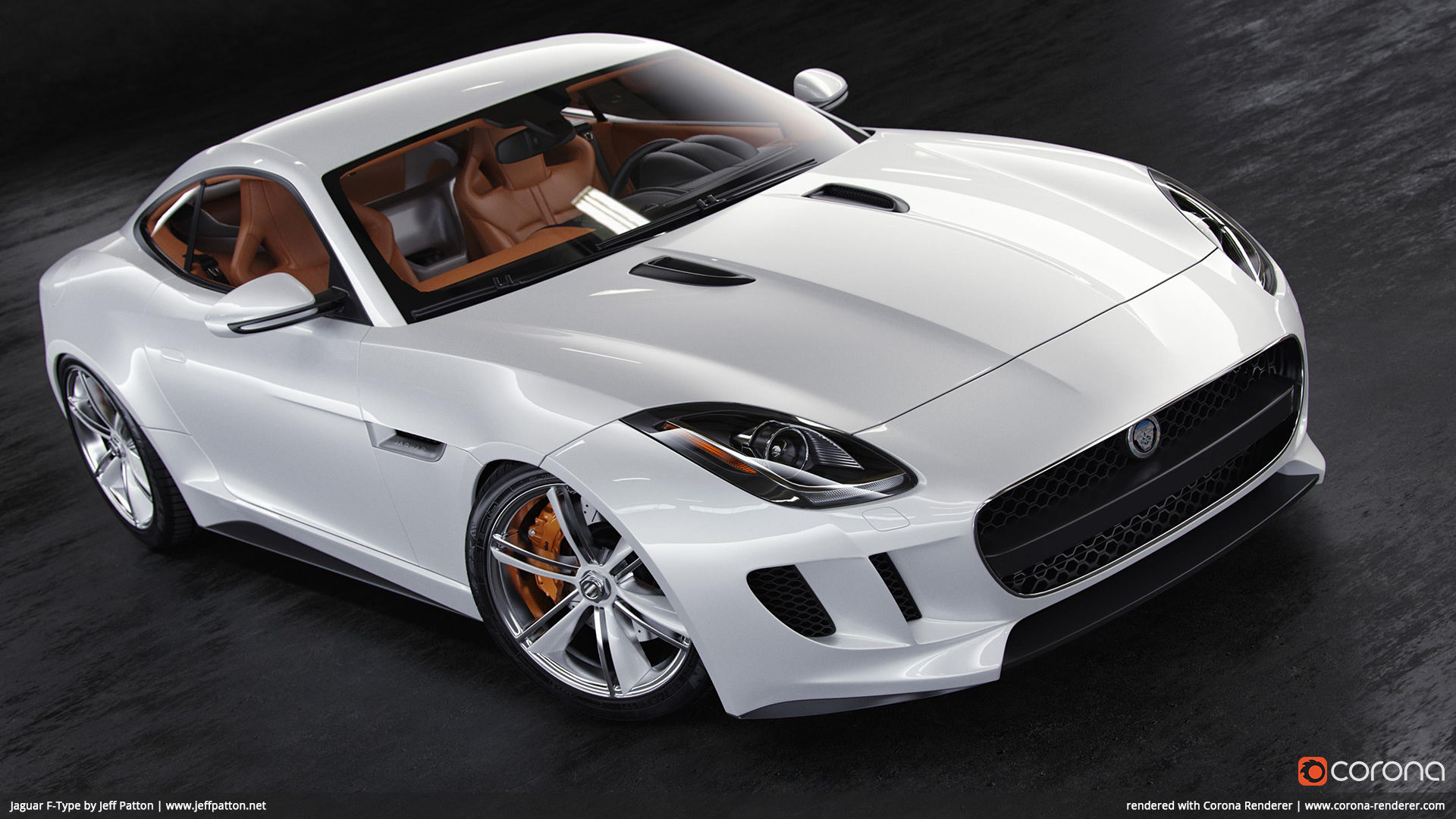 Jaguar F-Type by Jeff Patton