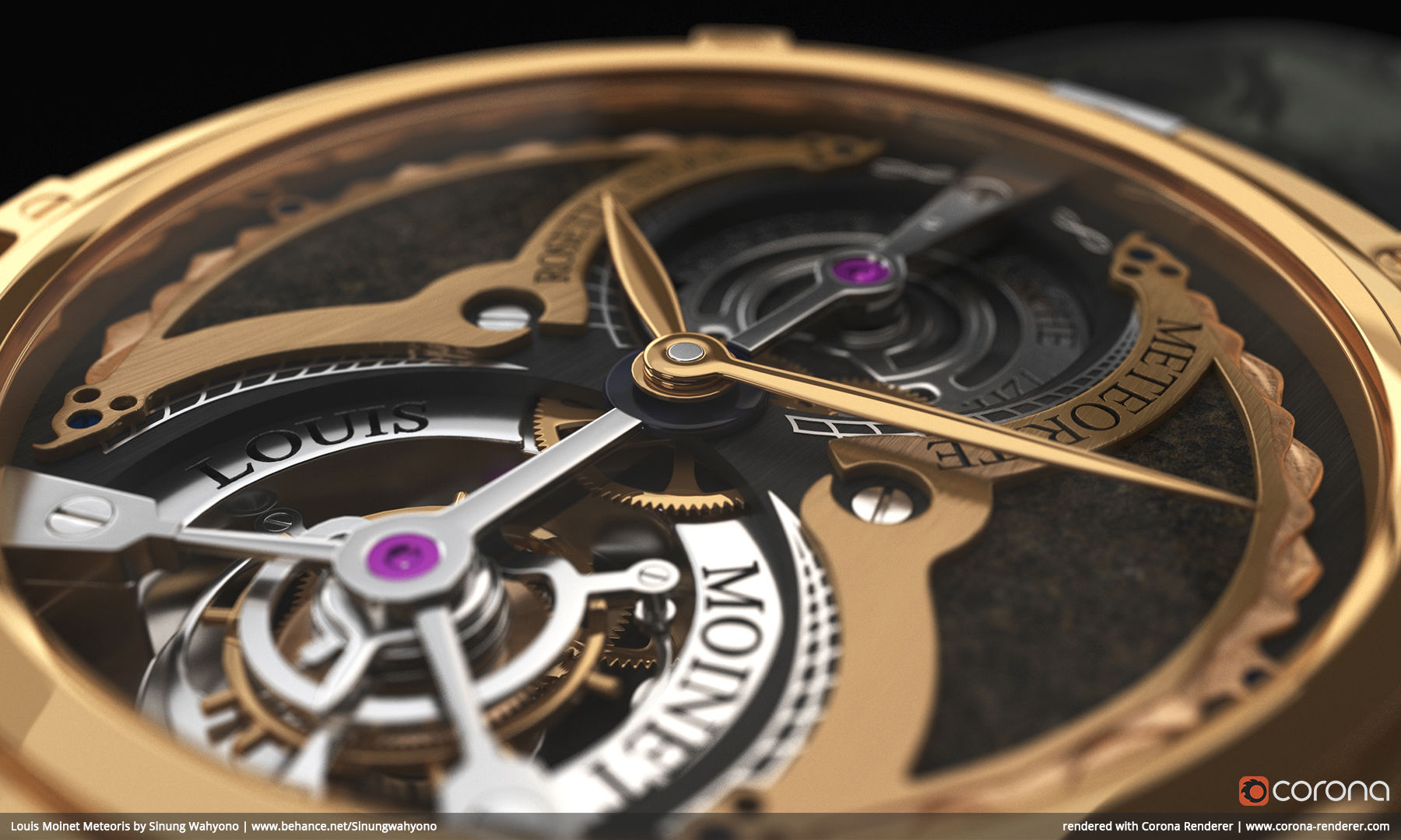 Louis Moinet Meteoris 02 by Sinung Wahyono