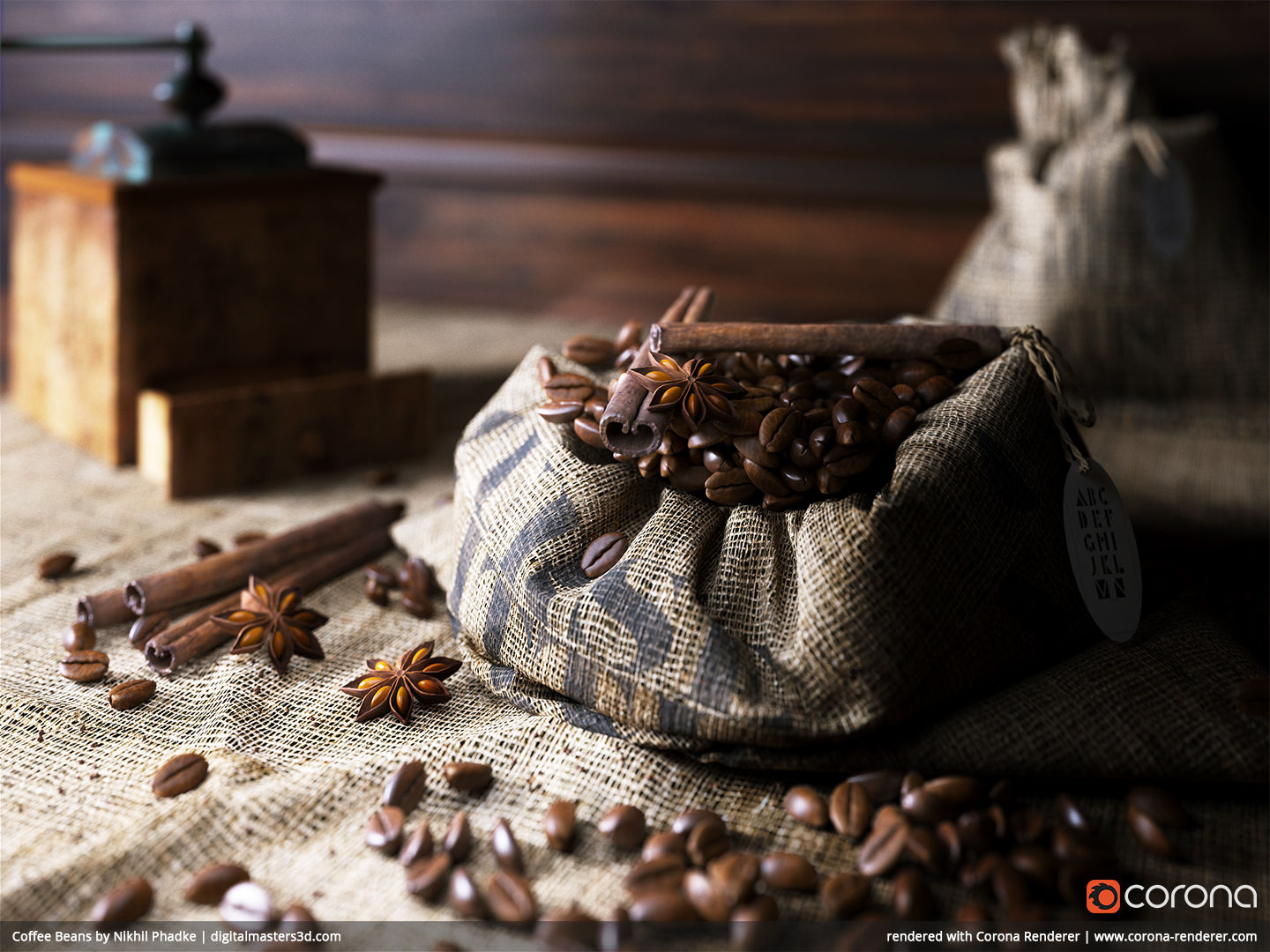 Coffee Beans by Nikhil Phadke